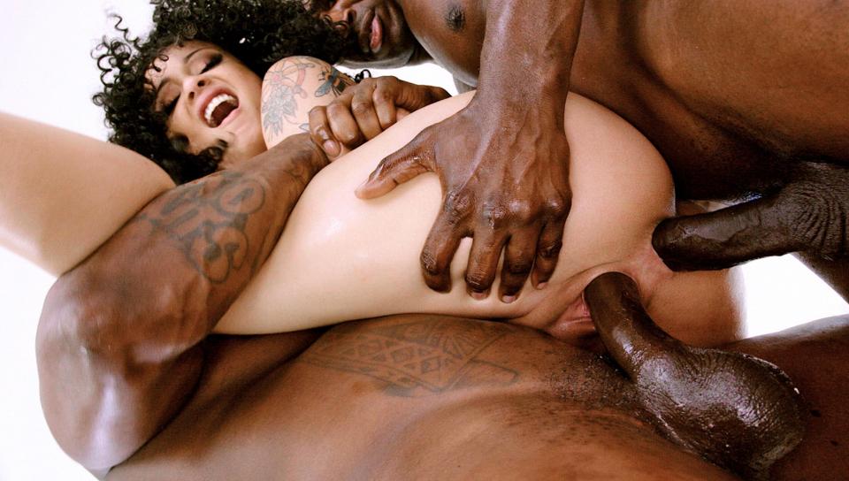 Amateur Ebony Teen Anal Bbc