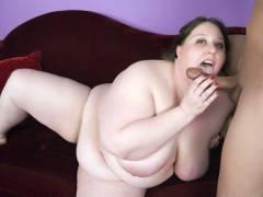 Fat Cutie Jelli Slobbers Dick