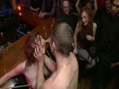 Public Disgrace: Hot 19 Year Old Slut Does Her First Boy-Girl Shoot Ever