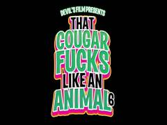 That Cougar Hammers Like An Animal 6
