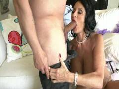 Horny Grannies Love To Stuff 8