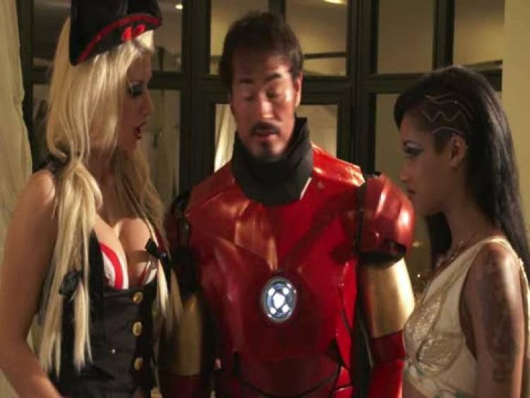 iron man porno gorące nastolatki shemale porno