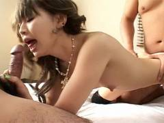Yuu Kawano Has A Mouthful Of Dick
